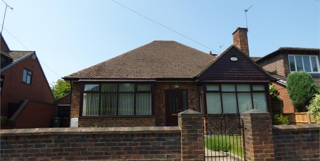 Asking Price £280,000, 2 Bedroom Detached Bungalow For Sale in Crosby, L23
