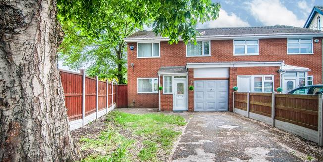 Asking Price £140,000, 3 Bedroom Semi Detached House For Sale in Litherland, L21