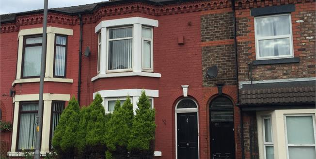 Offers Over £85,000, 3 Bedroom Terraced House For Sale in Bootle, L20