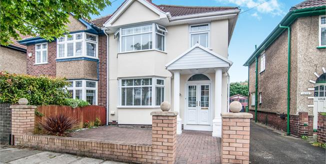 £175,000, 3 Bedroom Semi Detached House For Sale in Liverpool, L21