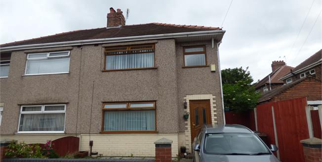 Offers Over £130,000, 3 Bedroom House For Sale in Liverpool, L21
