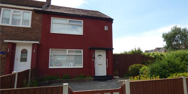 Asking Price £85,000, 2 Bedroom End of Terrace House For Sale in Liverpool, L21