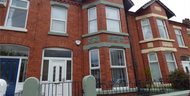 Offers Over £100,000, 2 Bedroom Ground Floor Flat For Sale in Merseyside, L22