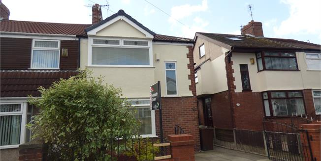 Offers Over £150,000, 3 Bedroom Semi Detached House For Sale in Crosby, L23
