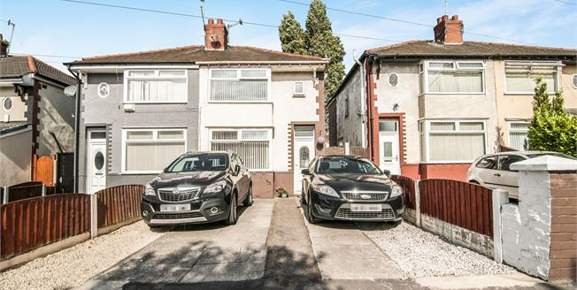 Offers Over £130,000, 3 Bedroom Semi Detached House For Sale in Liverpool, L21