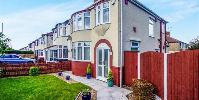 Offers Over £155,000, 3 Bedroom Semi Detached House For Sale in Litherland, L21