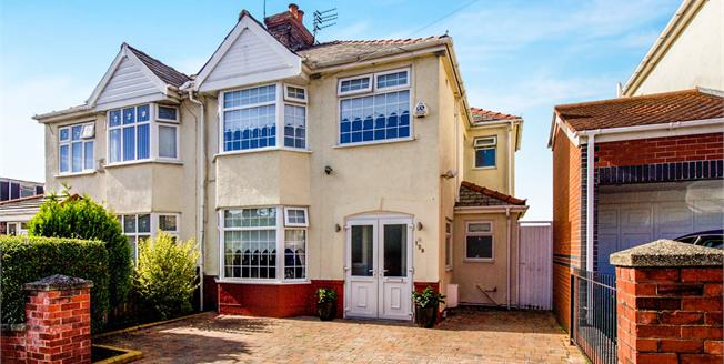 Asking Price £215,000, 4 Bedroom Semi Detached House For Sale in Liverpool, L21