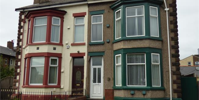 Offers Over £110,000, 5 Bedroom Semi Detached House For Sale in Liverpool, L21