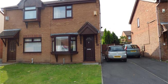 Offers Over £85,000, 2 Bedroom Semi Detached House For Sale in Bootle, L30