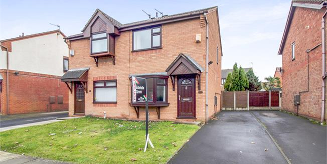 Offers Over £80,000, 2 Bedroom Semi Detached House For Sale in Bootle, L30