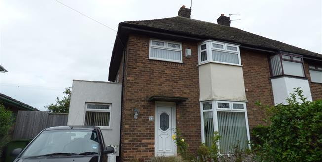 Offers Over £170,000, 3 Bedroom Semi Detached House For Sale in Liverpool, L38