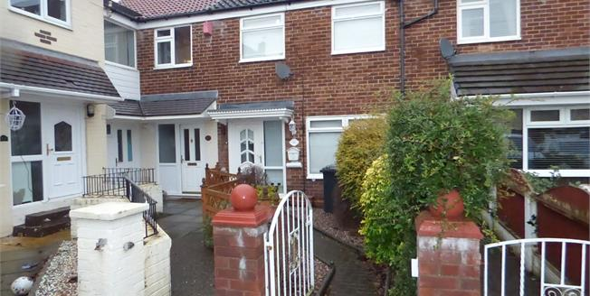 Asking Price £95,000, 2 Bedroom Terraced House For Sale in Liverpool, L21