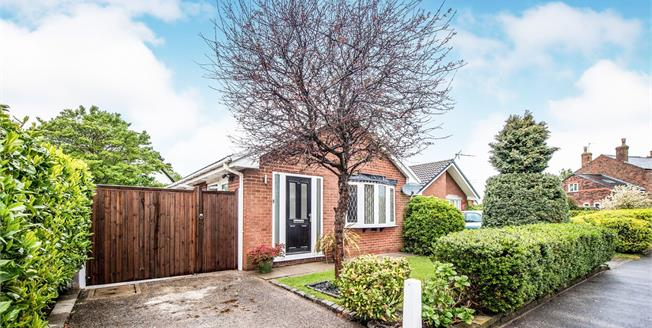 Asking Price £220,000, 2 Bedroom Detached Bungalow For Sale in Liverpool, L23