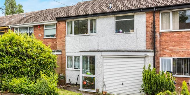 Offers Over £140,000, 3 Bedroom House For Sale in Birmingham, B32