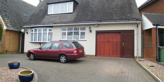 Asking Price £270,000, 3 Bedroom Detached Bungalow For Sale in Halesowen, B62