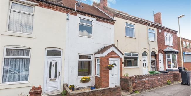 Asking Price £98,000, 2 Bedroom Terraced House For Sale in Halesowen, B62