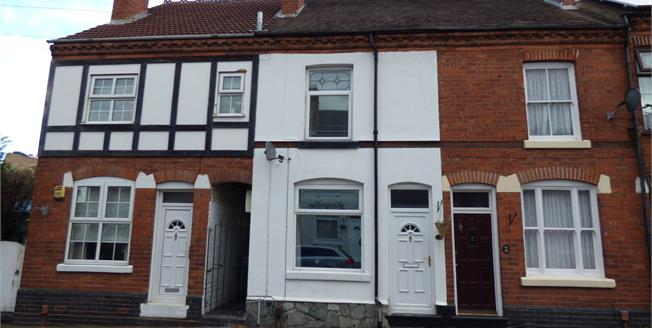 Offers Over £105,000, 2 Bedroom Terraced House For Sale in Cradley Heath, B64