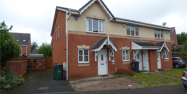 Offers Over £135,000, 2 Bedroom End of Terrace House For Sale in Cradley Heath, B64