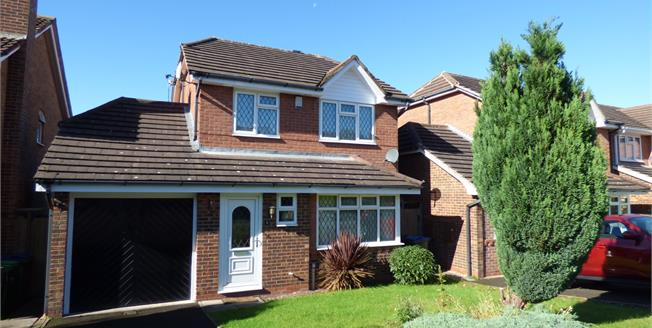 Offers Over £200,000, 3 Bedroom Detached House For Sale in Cradley Heath, B64