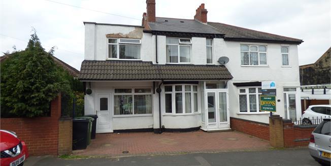 Asking Price £220,000, 4 Bedroom Semi Detached House For Sale in Halesowen, B62