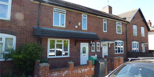 Offers in the region of £115,000, 3 Bedroom Terraced House For Sale in Dudley, DY2