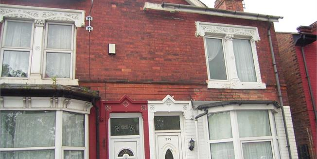 Asking Price £155,000, 3 Bedroom End of Terrace House For Sale in Birmingham, B8