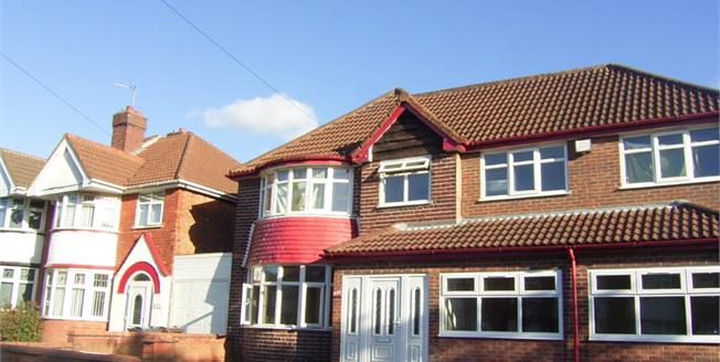 Asking Price £320,000, 5 Bedroom House For Sale in Birmingham, B33