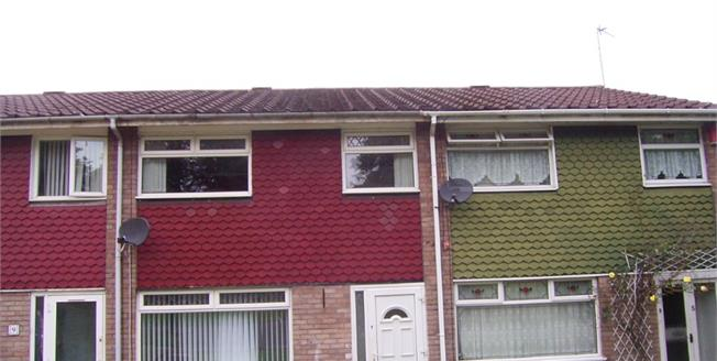 Guide Price £105,000, 3 Bedroom Terraced House For Sale in Birmingham, B36