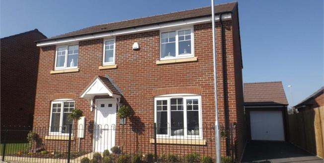 £282,995, 4 Bedroom Detached House For Sale in Stourport Road, DY11