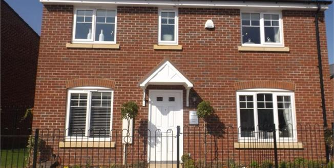 £282,995, 4 Bedroom Detached House For Sale in Kidderminster, DY11