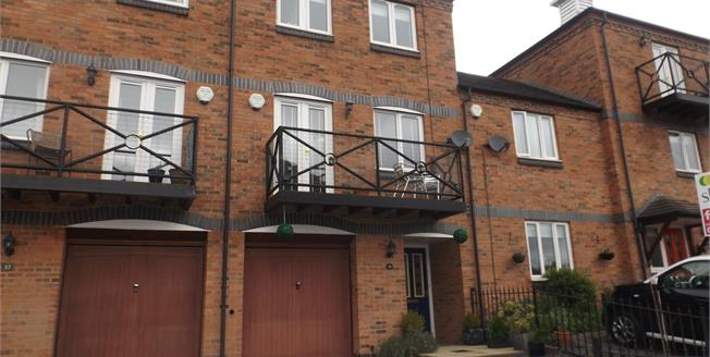 Offers Over £170,000, 4 Bedroom Terraced House For Sale in Kidderminster, DY11