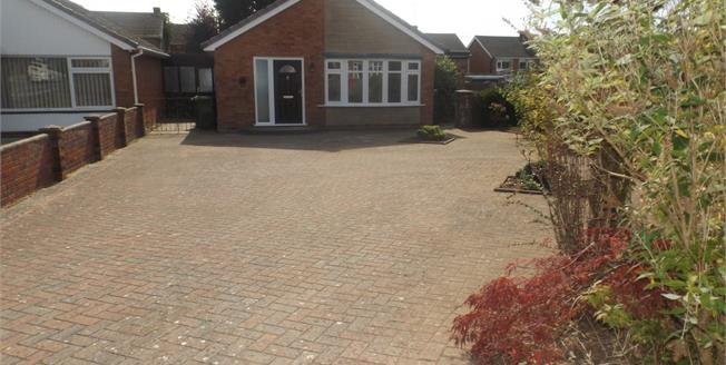 Asking Price £225,000, 3 Bedroom Detached Bungalow For Sale in Kidderminster, DY11