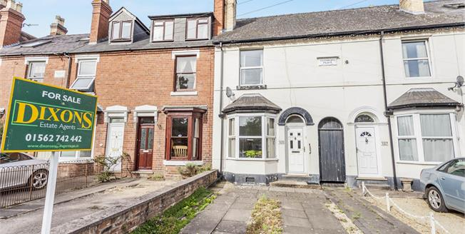 Asking Price £240,000, 3 Bedroom Terraced House For Sale in Bewdley, DY12