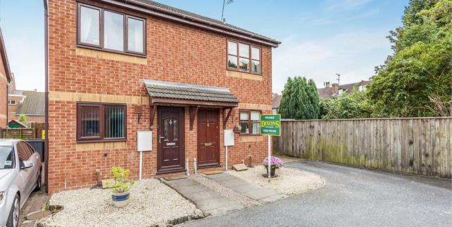 Offers Over £120,000, 2 Bedroom Semi Detached House For Sale in Kidderminster, DY11
