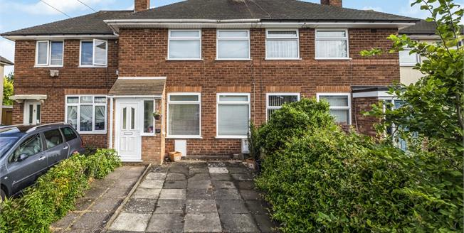 Asking Price £155,000, 3 Bedroom Terraced House For Sale in Birmingham, B13