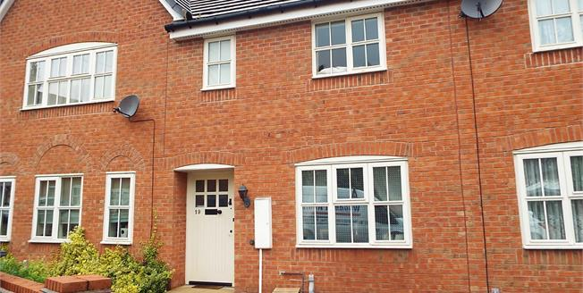 Asking Price £80,000, 2 Bedroom Terraced House For Sale in Birmingham, B14