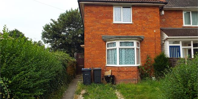 Offers Over £150,000, 3 Bedroom End of Terrace House For Sale in Birmingham, B30