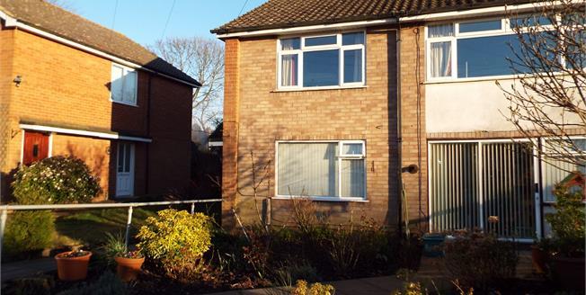Asking Price £140,000, 2 Bedroom Upper Floor Maisonette For Sale in Sutton Coldfield, B75