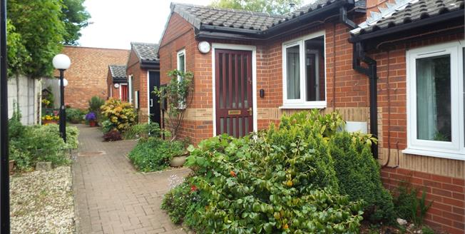 Offers Over £80,000, 2 Bedroom Terraced Bungalow For Sale in Birmingham, B44
