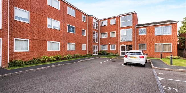 Offers in the region of £115,000, 2 Bedroom Flat For Sale in Birmingham, B44
