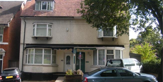 Offers Over £260,000, 4 Bedroom Semi Detached House For Sale in Birmingham, B30