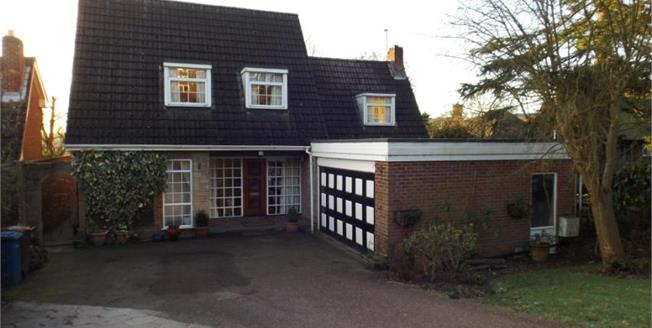 £429,950, 3 Bedroom Detached House For Sale in Rugeley, WS15