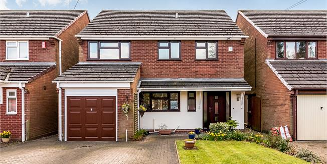 Asking Price £375,000, 4 Bedroom Detached House For Sale in Colton, WS15