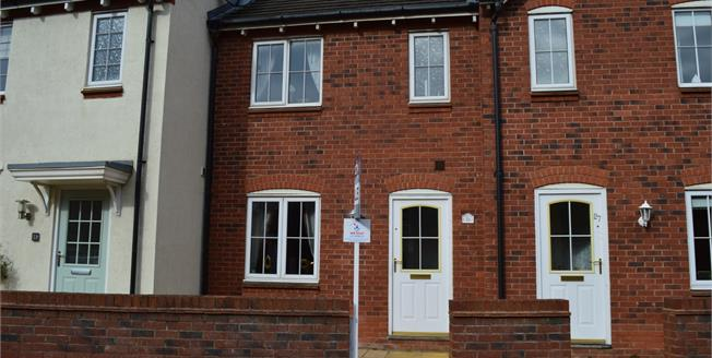 Asking Price £174,950, 3 Bedroom Terraced House For Sale in Fradley, WS13