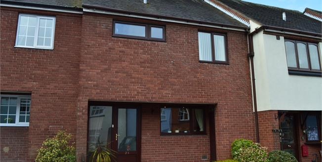 Asking Price £194,950, 3 Bedroom Town House For Sale in Lichfield, WS13