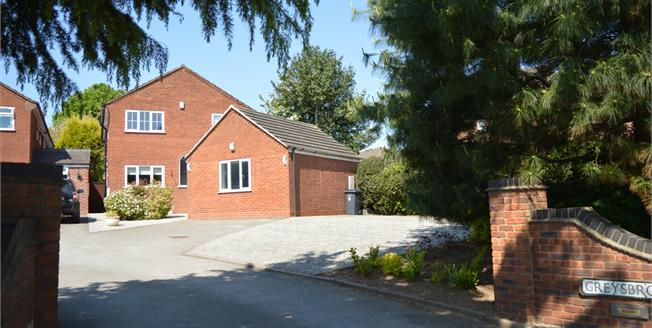 Asking Price £475,000, 4 Bedroom Detached House For Sale in Shenstone, WS14