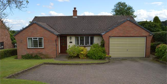 Asking Price £450,000, 2 Bedroom Detached Bungalow For Sale in Rugeley, WS15