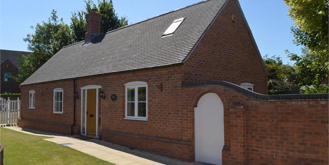 Asking Price £425,000, 3 Bedroom Detached House For Sale in Alrewas, DE13
