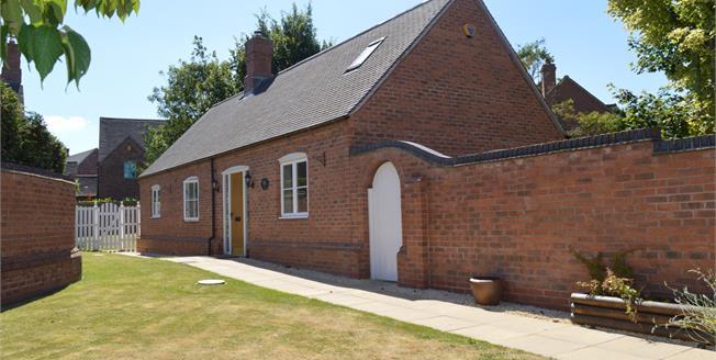 Offers Over £430,000, 3 Bedroom Detached House For Sale in Alrewas, DE13