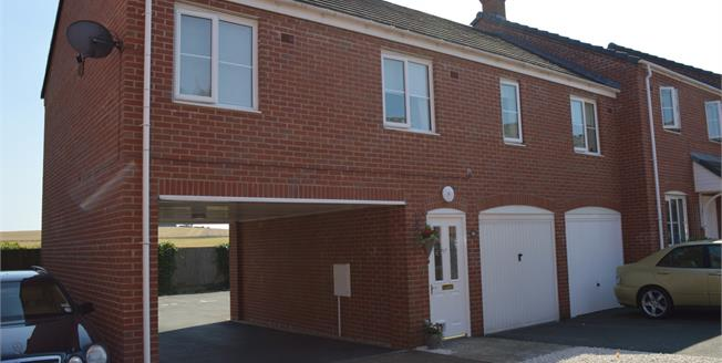 Asking Price £187,500, 2 Bedroom Semi Detached Flat For Sale in Lichfield, WS14